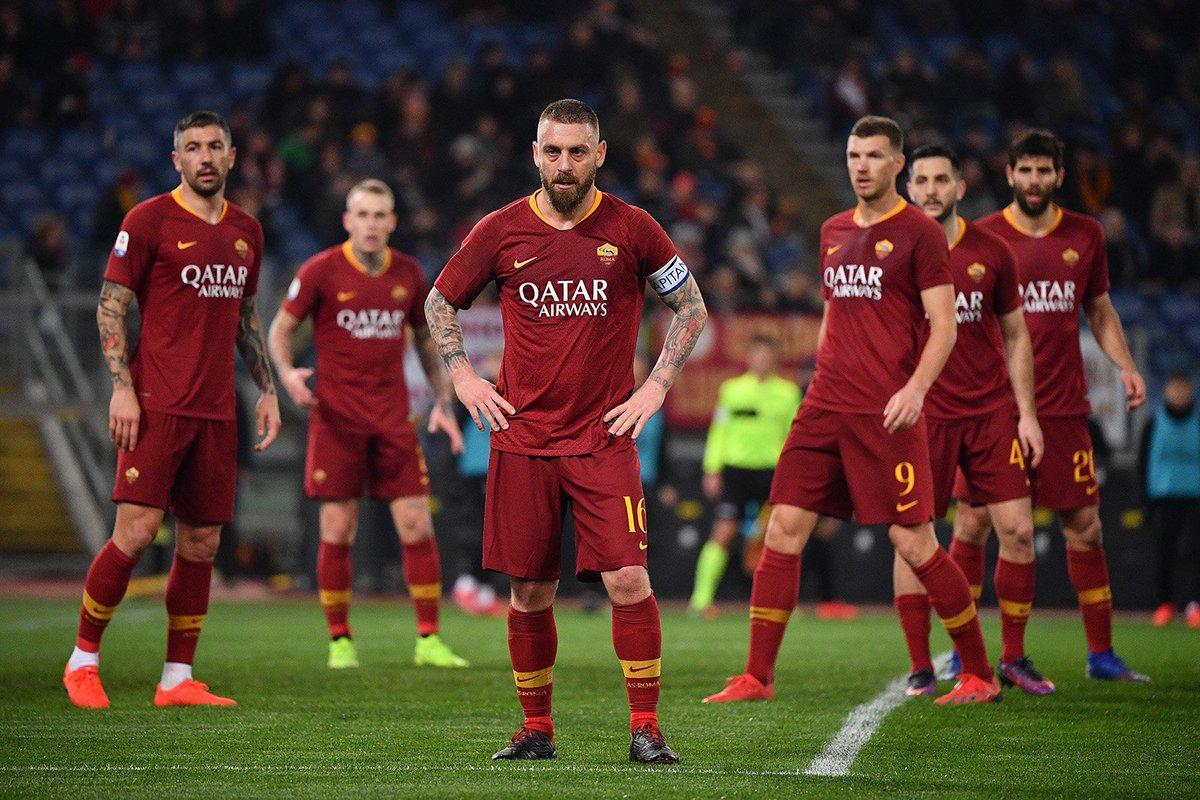 фк Рома 2019