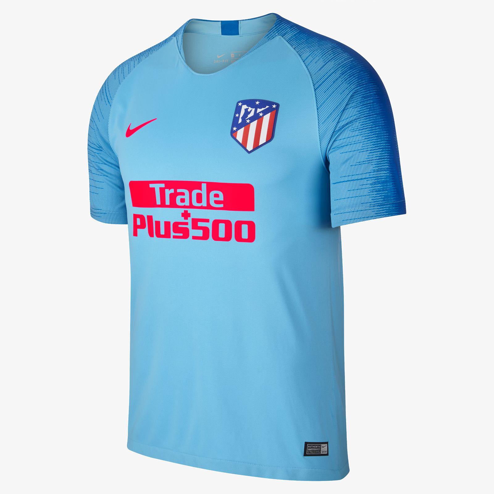 """Гостевая футболка """"Атлетико"""" 2018-19"""
