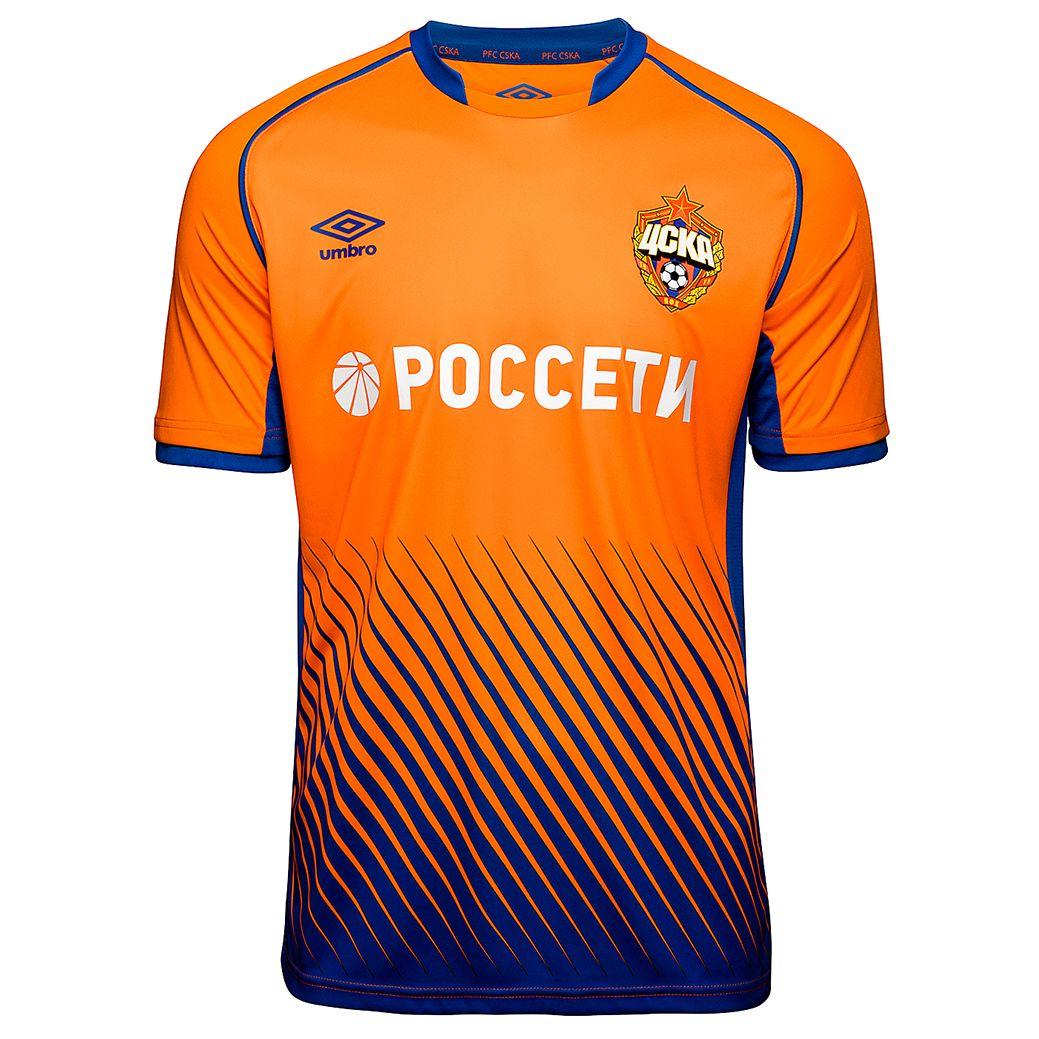 Запасная форма ЦСКА