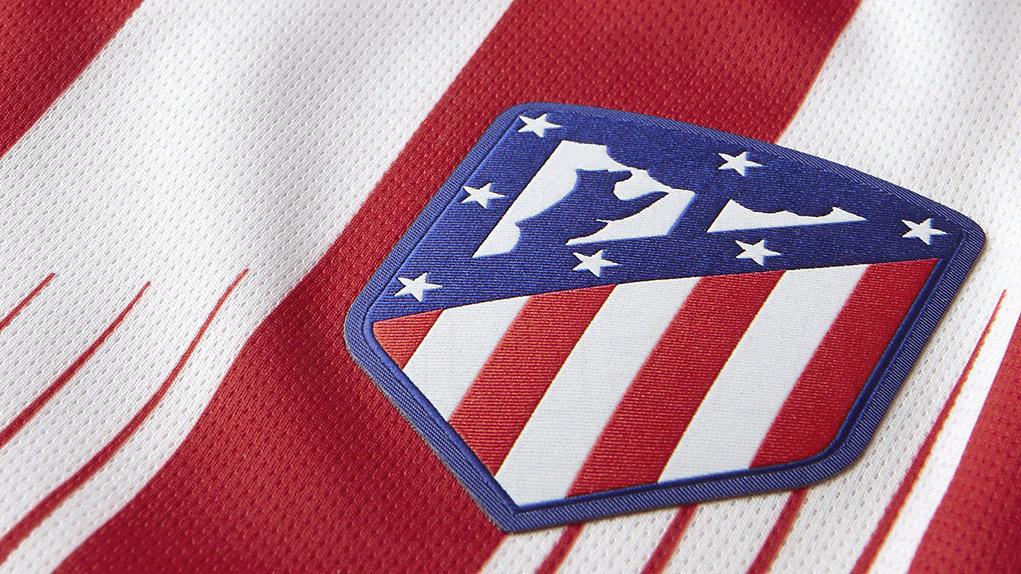 Лого Мадридского Атлетико
