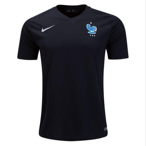Детская футболка игрока Сборной Франции Самюэль Умтити (Samuel Umtiti) 2017  2018 c5543ea8053