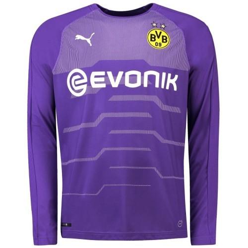 4768c6aa01a5 Мужская футболка голкипера футбольного клуба Боруссия Дортмунд 2018 2019